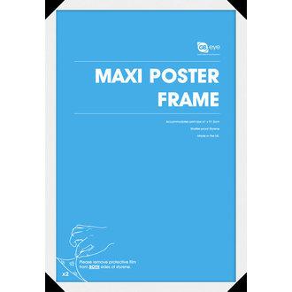 cadre pour affiche (61x91,5 cm) - Blanc - GB Affiches, GB posters