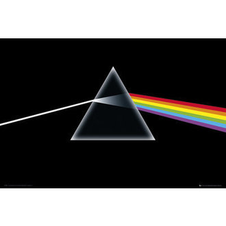 affiche Pink Floyd - Dark Side Of The Moon - GB Affiches, GB posters, Pink Floyd