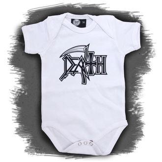 body enfants Death - Logo - Blanc, Metal-Kids, Death
