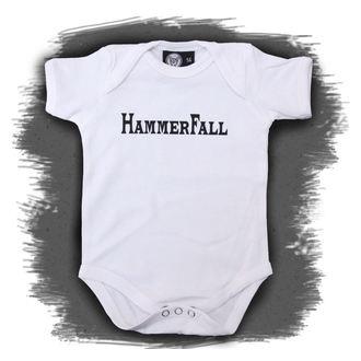 body enfants Hammerfall - Logo - Blanc, Metal-Kids, Hammerfall