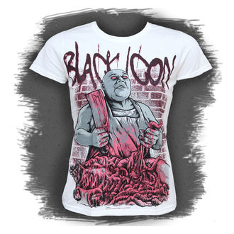 t-shirt hardcore pour femmes - Execution - BLACK ICON, BLACK ICON