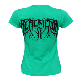 t-shirt hardcore pour femmes - Cricket - BLACK ICON, BLACK ICON