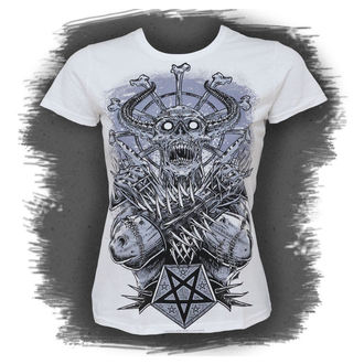 t-shirt hardcore pour femmes - Metal Demon, BLACK ICON