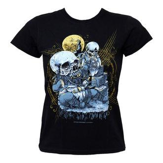 t-shirt hardcore pour femmes - Smash Baby Smash - BLACK ICON, BLACK ICON