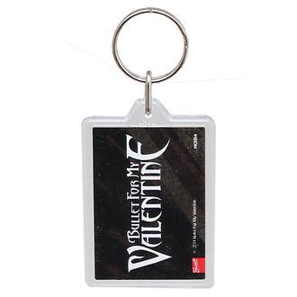 porte-clés (pendentif) Bullet For My Valentine - Logo - de pyramides Affiches - PK5514
