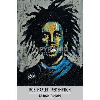 affiche Bob Marley - David Garibaldi - de pyramides Affiches, PYRAMID POSTERS, Bob Marley