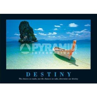 affiche Destiny - de pyramides Affiches, PYRAMID POSTERS