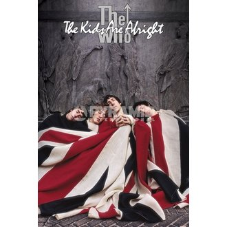 affiche The Who - The Kids Are Alright - de pyramides Affiches, PYRAMID POSTERS, Who