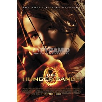 affiche Neca - Hunger Games - de pyramides Affiches, PYRAMID POSTERS