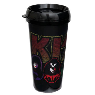 tasse thermo KISS - ROCK OFF - CURP, ROCK OFF, Kiss