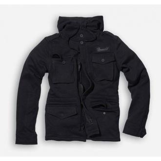 sweat-shirt avec capuche pour hommes - - BRANDIT - 3106-black