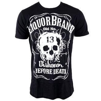 t-shirt hardcore pour hommes - Dishonor Before Death - LIQUOR BRAND, LIQUOR BRAND