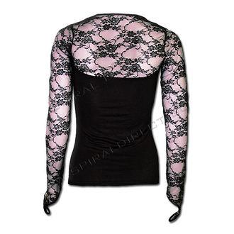 t-shirt pour femmes - Lace Glove - SPIRAL - P001F434