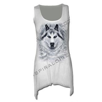 robe pour femmes SPIRAL - Wolf - Blanc, SPIRAL