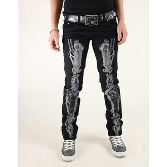 pantalon pour femmes 3RDAND56th - Steam Punk Skinny Jeans -