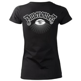t-shirt hardcore pour femmes - 2 BAD - AMENOMEN, AMENOMEN
