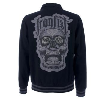 veste pour  pour hommes printemps-automne -en tissu- IRON FIST, IRON FIST