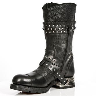bottes en cuir pour femmes - MR022-S1 - NEW ROCK, NEW ROCK