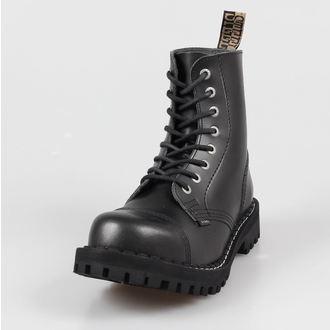 bottes en cuir pour femmes - STEEL - 114/113, STEEL