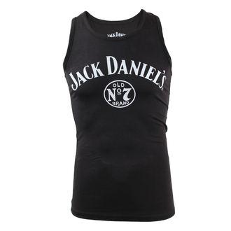 débardeur pour femmes Jack Daniel`s - Noire, JACK DANIELS