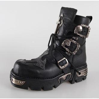 bottes en cuir - 1033-S1 - NEW ROCK