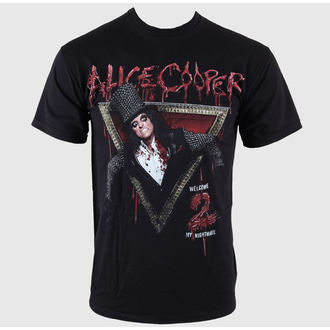 tee-shirt métal pour hommes Alice Cooper - - ROCK OFF, ROCK OFF, Alice Cooper