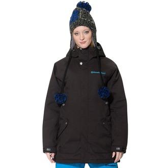 veste pour femmes d`hiver SNB HORSEFEATHERS - Nair, HORSEFEATHERS