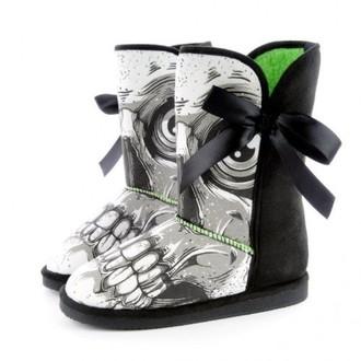 bottes fourées pour femmes - Bone breaker - IRON FIST, IRON FIST