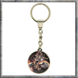 pendentif Anne Stokes - Keyring - Hell Rider, ANNE STOKES, Anne Stokes