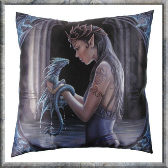 coussin Water Dragon