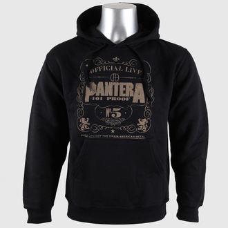 sweat-shirt avec capuche pour hommes Pantera - 101 Proof - BRAVADO EU, BRAVADO EU, Pantera