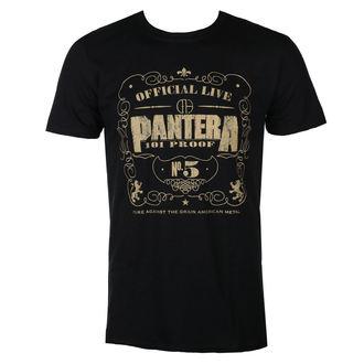 tee-shirt métal Pantera - - BRAVADO EU - PANTS01MB