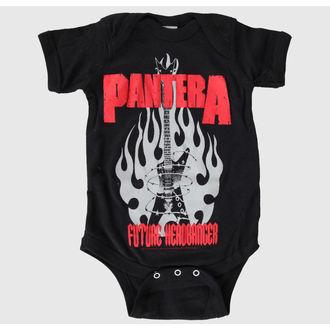 body enfants Pantera - Future Headbangr Romper - BRAVADO USA, BRAVADO, Pantera
