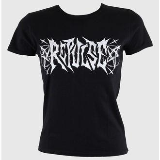 tee-shirt street pour femmes - Black - REPULSE, REPULSE