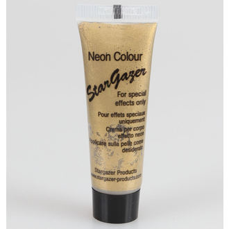 coloration pour corps et visage STAR GAZER - Neon Gold, STAR GAZER