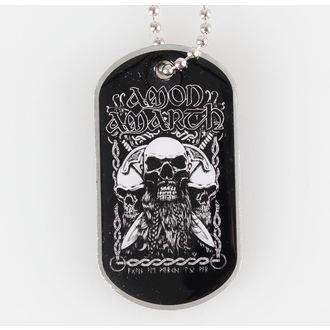 collier (de chien plaque) Amon Amarth - Bearded Skull - RAZAMATAZ, RAZAMATAZ, Amon Amarth