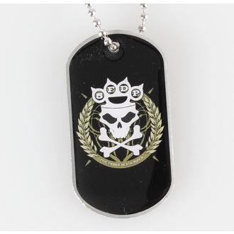 collier (chien étiquette) Five Finger Death Punch - Articulation couronne - RAZAMATAZ, RAZAMATAZ, Five Finger Death Punch