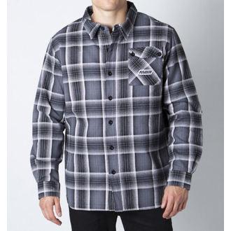 chemise pour hommes avec longue manche METAL MULISHA - Caliber, METAL MULISHA