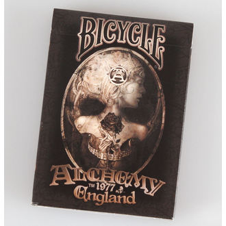 cartes Bicycle Licenced - ALCHEMY GOTHIC, ALCHEMY GOTHIC