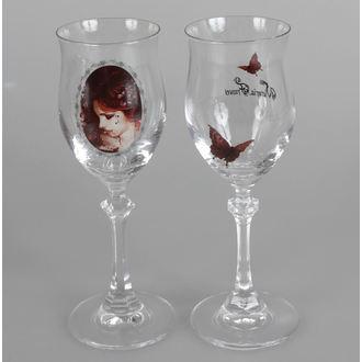 verres (ensemble 2 pièces) Victoria Frances - Butterfly U. Butterfly, VICTORIA FRANCES, Victoria Francés