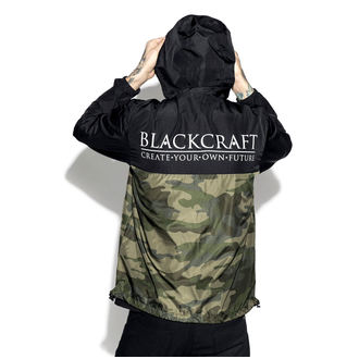 veste printemps / automne unisexe - Staple Black on Camo - BLACK CRAFT, BLACK CRAFT