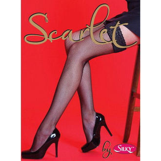 collants collants - Scarlet - Fishnet LT Oups