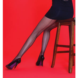 collants LEGWEAR - Scarlet - Résille BKSEAM, LEGWEAR