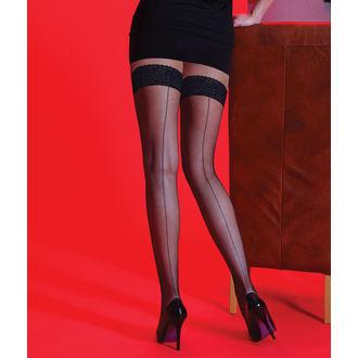 collants LEGWEAR - Scarlet - Résille BKSEAM LT Hups, LEGWEAR