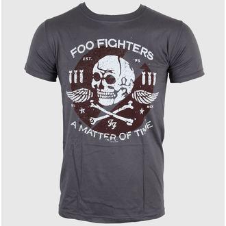 tee-shirt métal pour hommes Foo Fighters - Matter Of Time - LIVE NATION, LIVE NATION, Foo Fighters
