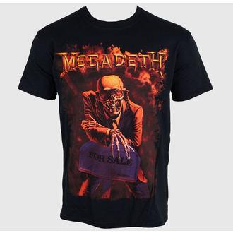 tee-shirt métal Megadeth - Peace Sells - PLASTIC HEAD, PLASTIC HEAD, Megadeth
