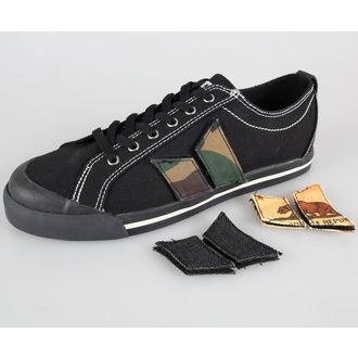 chaussures de tennis basses pour hommes - Eliot - MACBETH, MACBETH