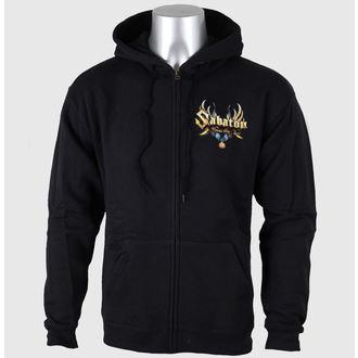 sweat-shirt avec capuche pour hommes Sabaton - Carolus Rex - NUCLEAR BLAST, NUCLEAR BLAST, Sabaton
