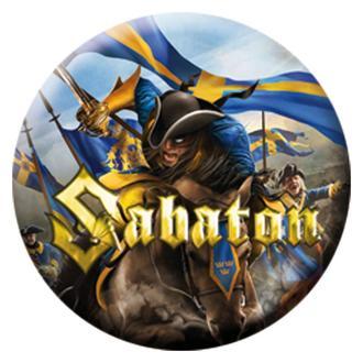 épinglette Sabaton - Carolus Rex - Limited, NUCLEAR BLAST, Sabaton