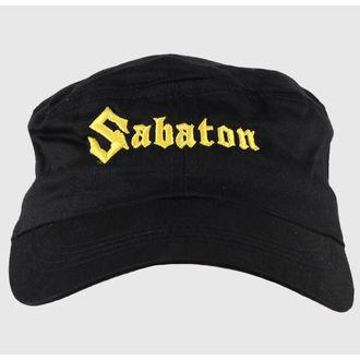 casquette Sabaton - Logo - NUCLEAR BLAST, NUCLEAR BLAST, Sabaton